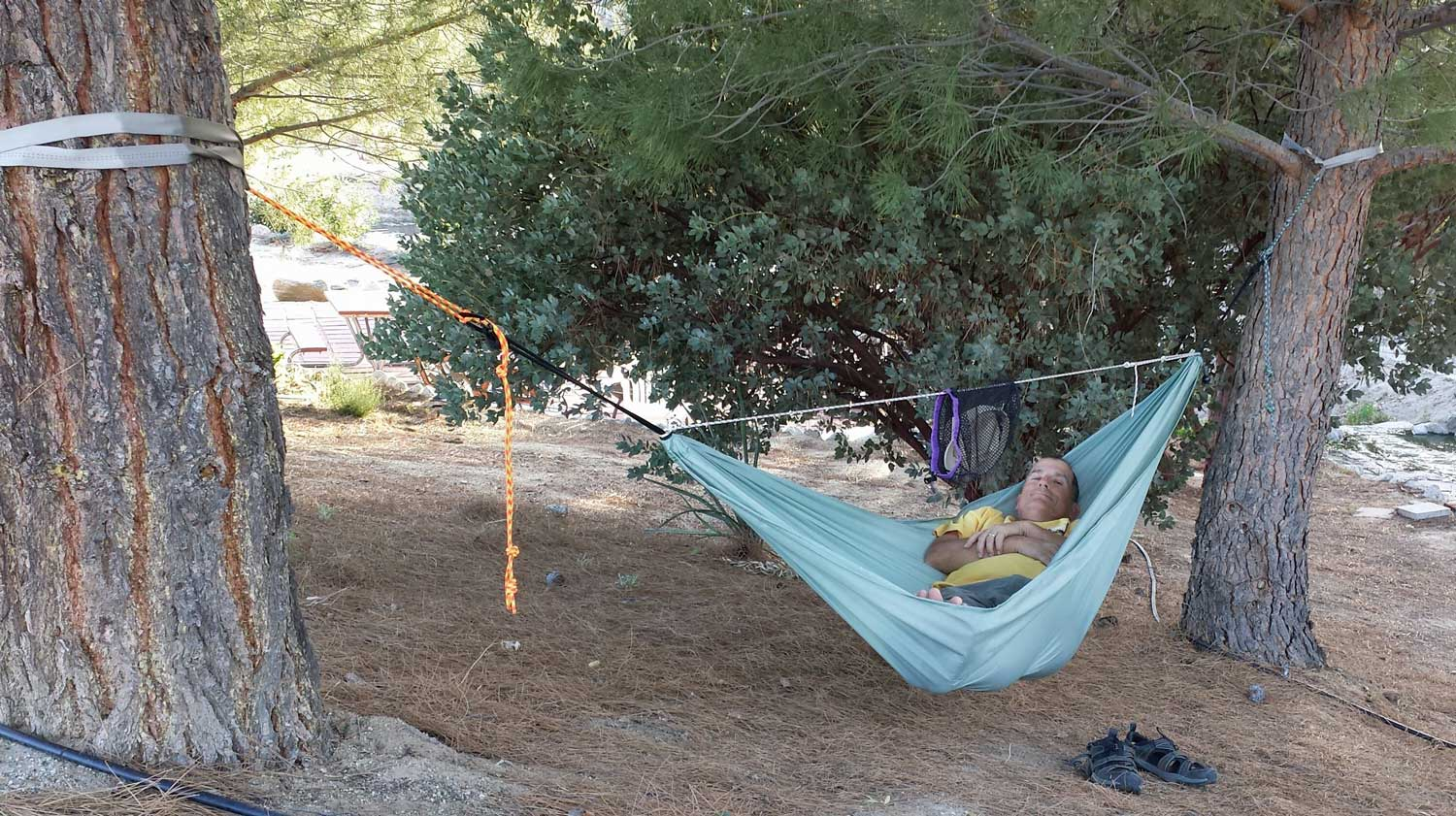 this allows him to lay diagonally and gives more room in the hammock  hammock    gwen u0027s blog  rh   dusterbin wordpress